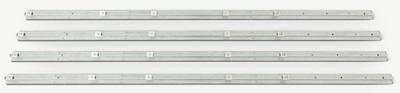 solar racking module rails