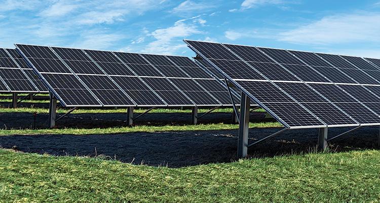 Field-Fast Solar Installation