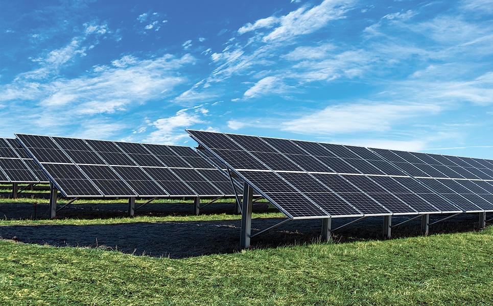 Field Fast Solar Racking System