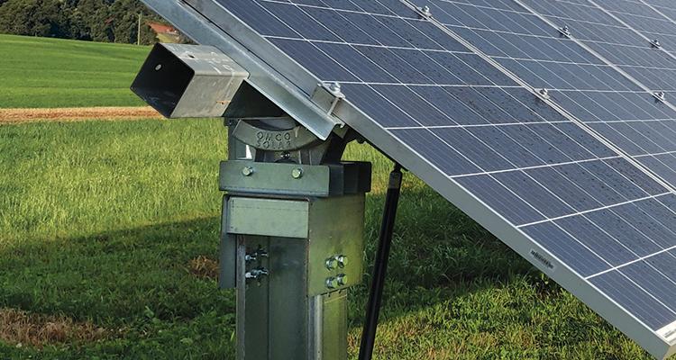 Origin Solar Installation