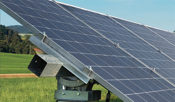 Utility-Scale Photovoltaic Systems