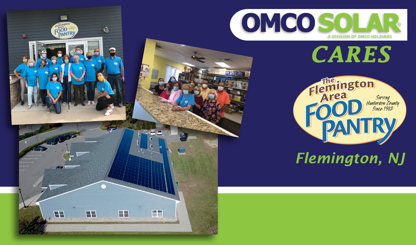 Solar Project for the Flemington Area Food Pantry